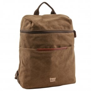 Troop London Backpack brown