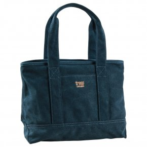 Troop London shopper Canvas blue