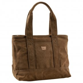 Troop London shopper Canvas brown