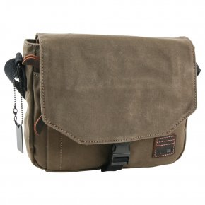 Troop London shoulder bag olive
