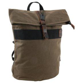 Troop London Backpack olive