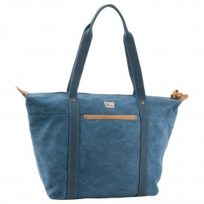 Troop London Shopper blue