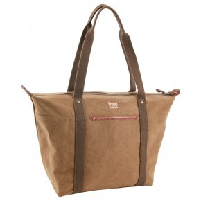 Troop London Shopper brown