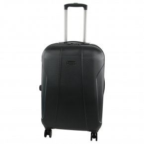 Travelite Elbe two 4w Trolley M anthrazit