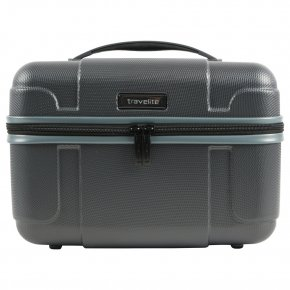 Travelite Vector Beautycase anthrazit
