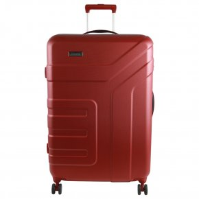 Travelite Vector 4w L Trolley koralle