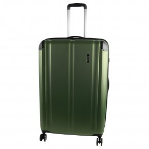Travelite City 4w L Trolley grün