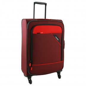 Travelite Derby M 4w Trolley rot