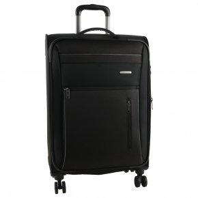 Travelite Capri M 4w black