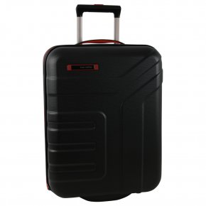 Travelite Vector 2w S Trolley schwarz