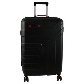 Travelite Vector 4w M  schwarz