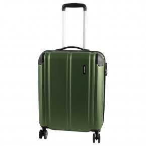 Travelite City 4w S Trolley grün