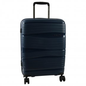 Travelite Motion 4-Rad Trolley S marine