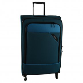 Travelite Trolley L 4w Derby blau