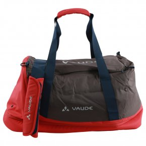 Vaude Tecotraining II strawberry