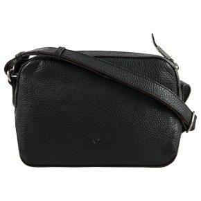 Voi Reißverschluss-Tasche schwarz