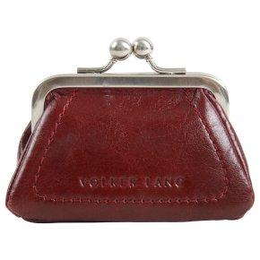 VOLKER LANG KIP vintage rubin Münzbörse