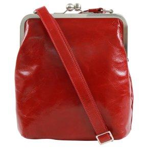 VOLKER LANG LOLA Handtasche vintage cardinal