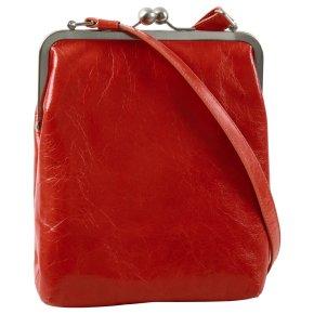 VOLKER LANG LOLA Handtasche vintage mandarine