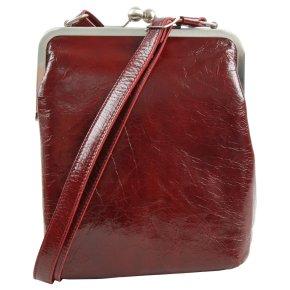 VOLKER LANG LOLA Handtasche vintage rubin