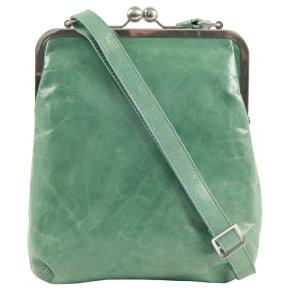 VOLKER LANG LOLA Handtasche vintage jade