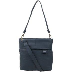 ZWEI Mademoiselle M8 kleine Shoulder Bag blue