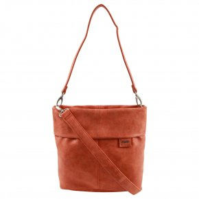 ZWEI Mademoiselle M8 orange kleine Shoulder Bag