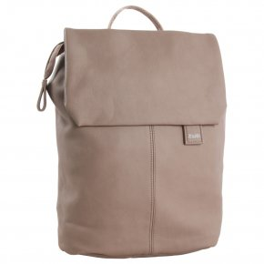 ZWEI MADEMOISELLE MR13 nubuk-taupe backpack