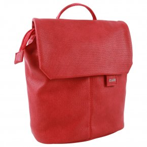 ZWEI Mademoiselle 8 canvas-red backback