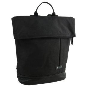 ZWEI Olli O25 schwarz Rucksack