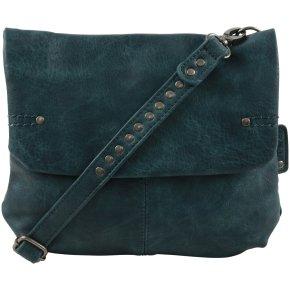 ZWEI VINTAGE V5 Handtasche blue