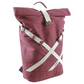 ZWEI YOGA R250 Rucksack für Yogamatte blood
