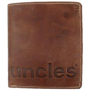 Aunts & Uncles PHIL Geldbörse logo-vintage tan