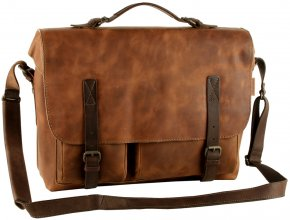 Aunts & Uncles TEACHERS PET Laptoptasche hazelnut
