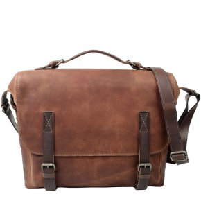 Aunts & Uncles BIG FELLA Laptoptasche hazelnut