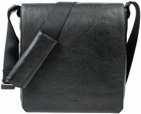 ROTTERDAM 1 Messenger Bag black
