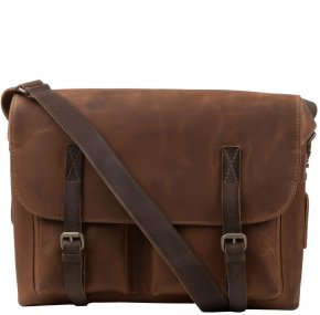 Aunts & Uncles BRO Laptoptasche hazelnut