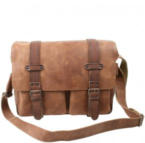 Aunts & Uncles DAN Laptoptasche vintage tan