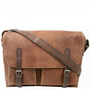 Aunts & Uncles DUDE Laptoptasche hazelnut
