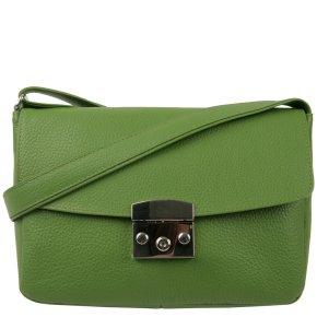 KETO Überschlagtasche green