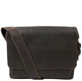 LUC Postbag M vintage brown