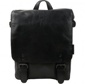 MAVERICK Laptoprucksack black