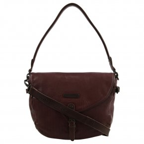Aunts & Uncles MELODY DOTS Handtasche red plum