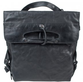 Aunts & Uncles MRS. MINCE PIE 2in1 Rucksack black smoke