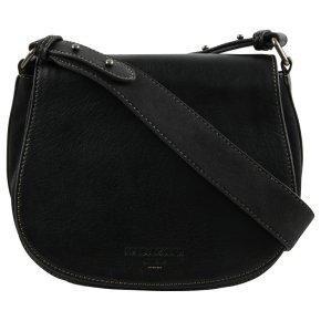 FredsBruder SCHLARAFFE Handtasche black