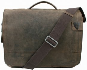 Strellson Business Bag mit Laptopfach dark brown
