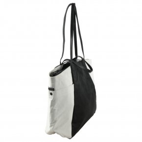 SAPPORO Shopper black/vaporous grey