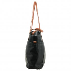 SAPPORO Shopper black/gravity grey