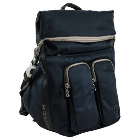 FISS Illa backpack mvz dark blue