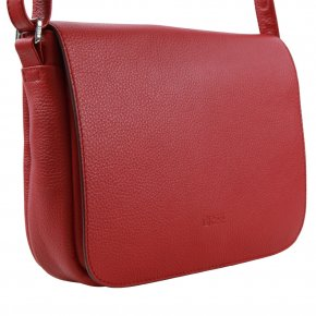 LADY TOP 12 brick red